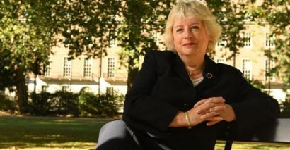 Dame Alison Peacock, chief executive of the Chartered College of Teaching