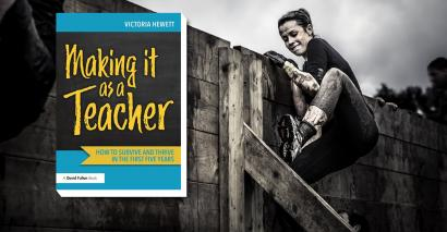Book review: Making it as a Teacher by Victoria Hewett