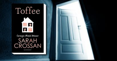 The class book review: Toffee, by Sarah Crossan