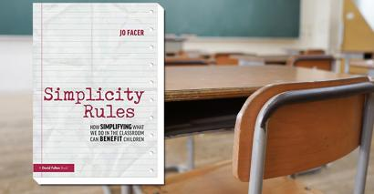 Book review: Simplicity Rules, by Jo Facer