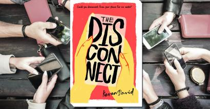 Class book review: The Disconnect by Keren David