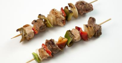 A kebab  - the perfect lesson metaphor?