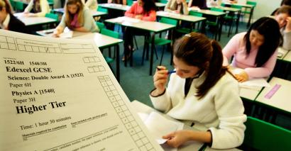 Edexcel, owned by Pearson, is the only privately owned exam board in the UK