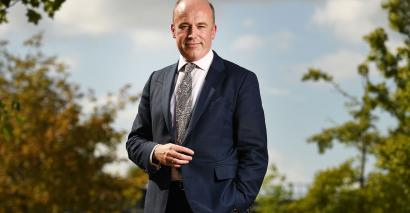 Sir Jon Coles, chief executive of United Learning.