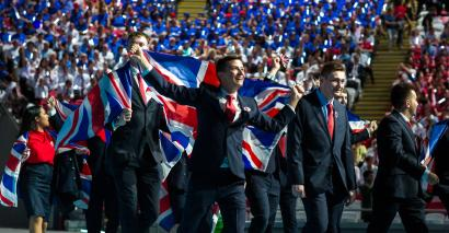 WorldSkills: How Team UK is looking after competitors' mental health and wellbeing