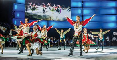 WorldSkills Kazan live: watch the opening ceremony here