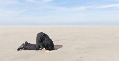 GCSE results day: Headteachers frequently bury their heads in the sand, writes Stephen Tierney