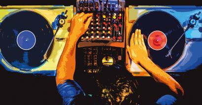 Hit the decks to engage music students
