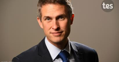 Education secretary Gavin Williamson is expected to speak at the AoC Annual Conference