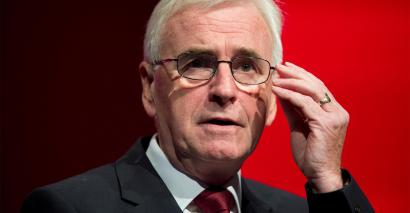 Labour shadow chancellor John McDonnell is calling for the abolition of private schools