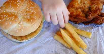 Unicef to tackle child obesity and poverty in Scotland