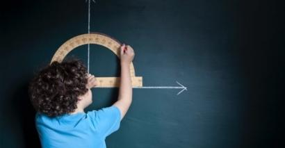 Will one teacher's new design for a protractor catch on in maths classrooms?