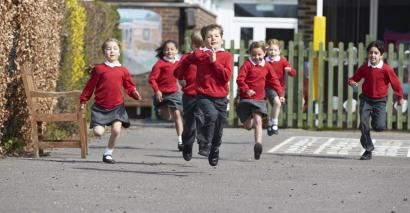 Playtime: So much important learning takes place in the playground, says Colin Harris