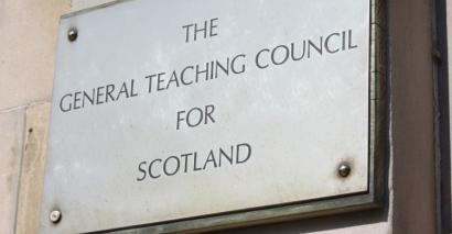 The General Teaching Council for Scotland received 12% more referrals last year