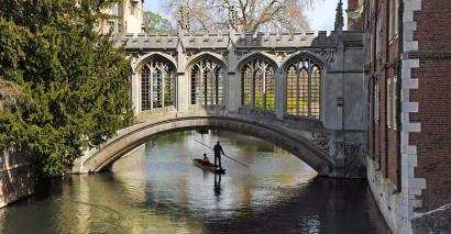Cambridge admissions