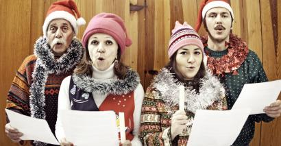 Alternative Christmas songs for teachers