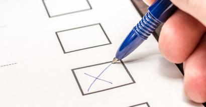 Election 2019: Take Tes' end-of-campaign teacher survey