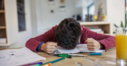 Workload: A third of pupils in Scotland are feeling 'strained by schoolwork', research shows