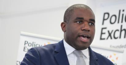 David Lammy: Further education can help our country to navigate out this mess, says the Labour MP