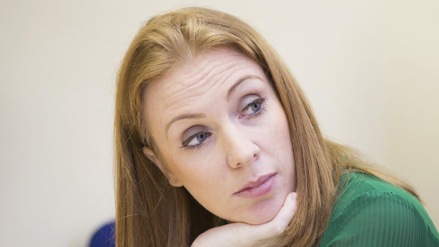 Angela Rayner addressed governors at the NGA conference today.