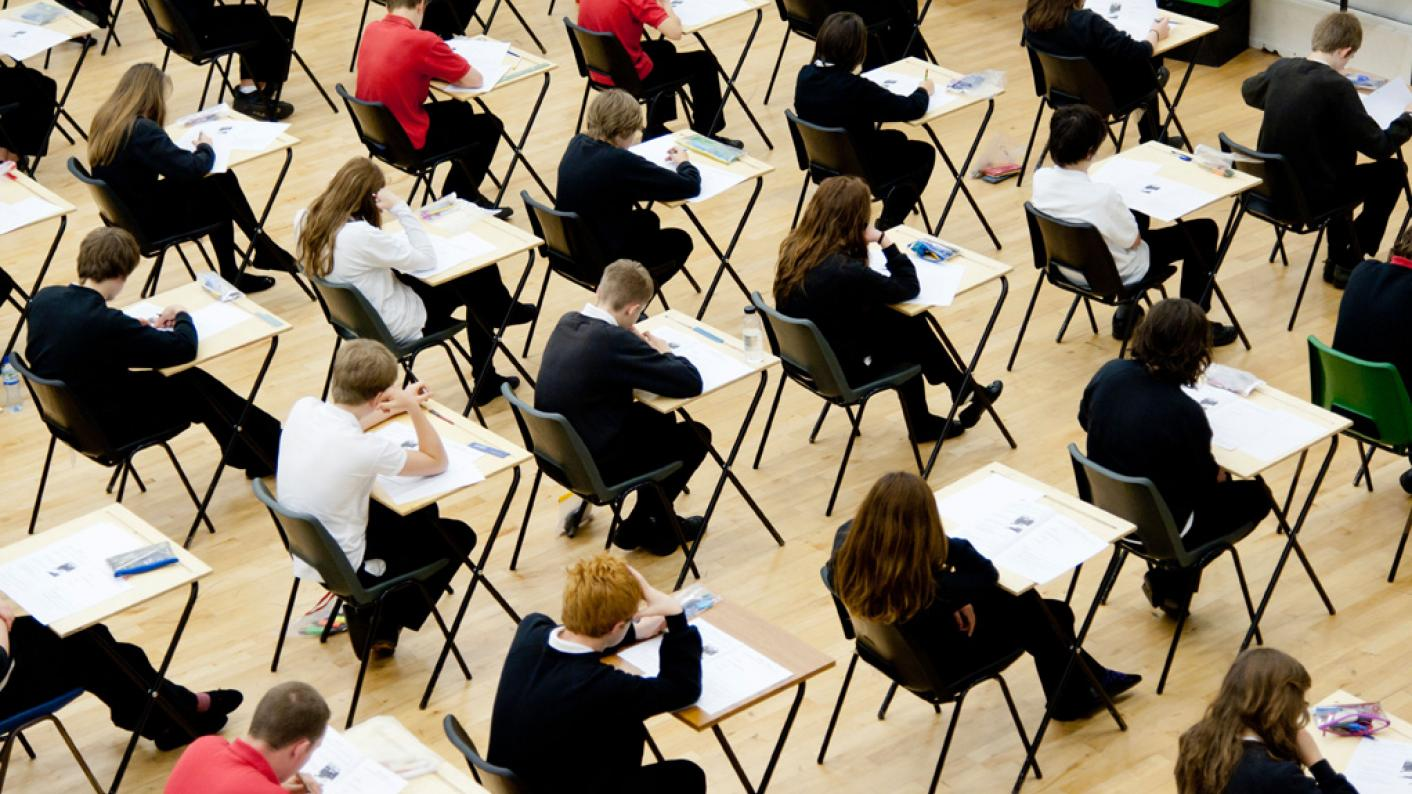Exams dismissed as 'fake news' by 'confused' public