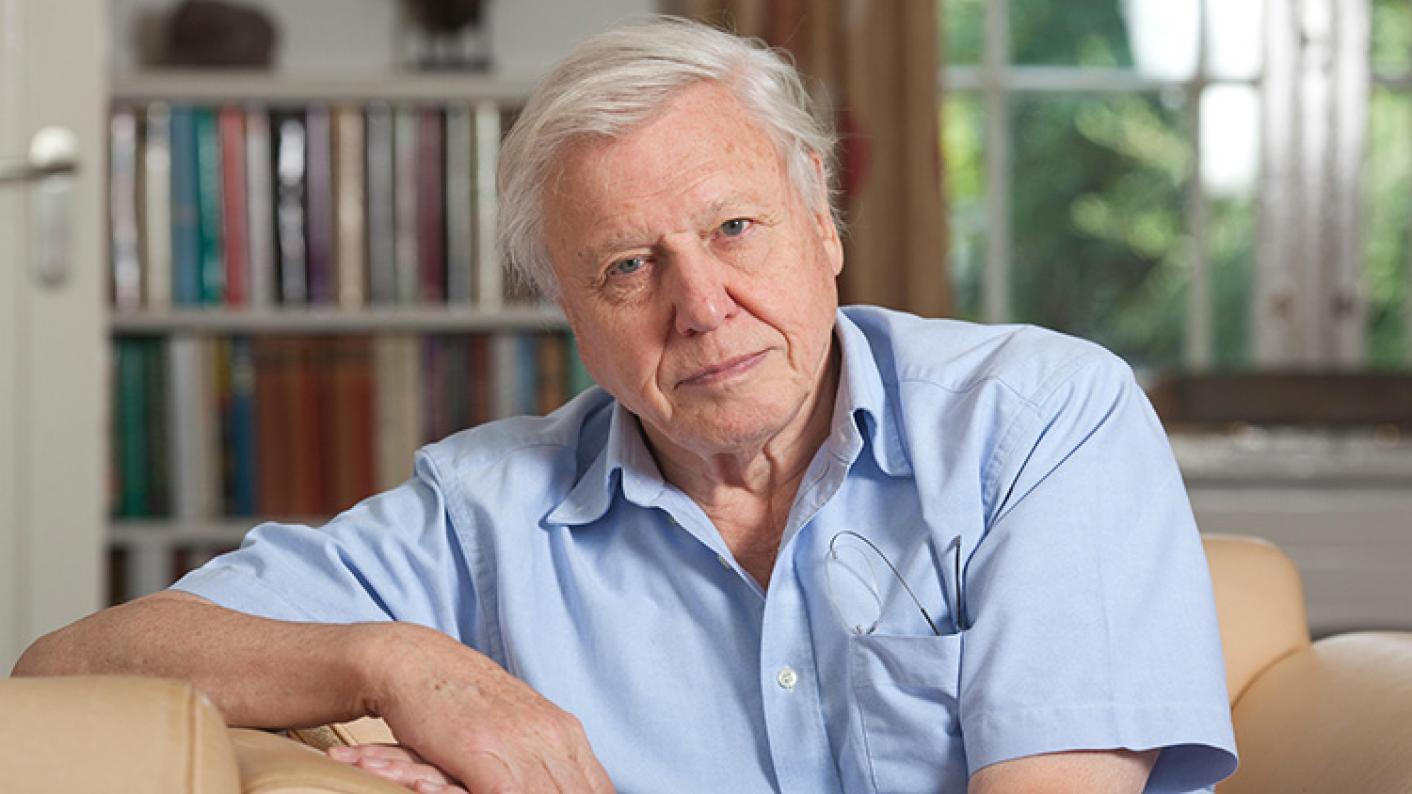 Sir David Attenborough recalls a teacher who fuelled his passion for the natural world