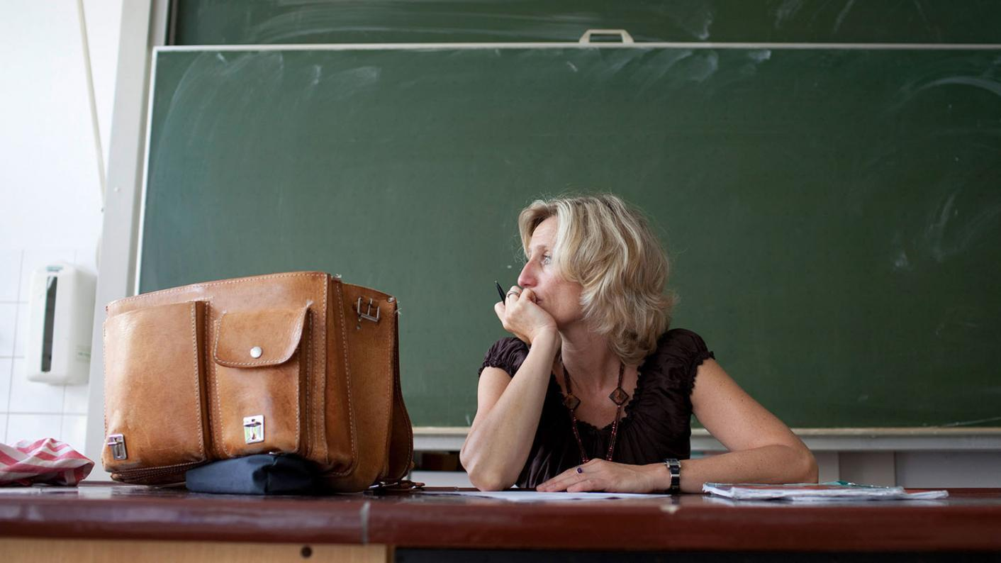 Why aren't teachers treated as professionals?