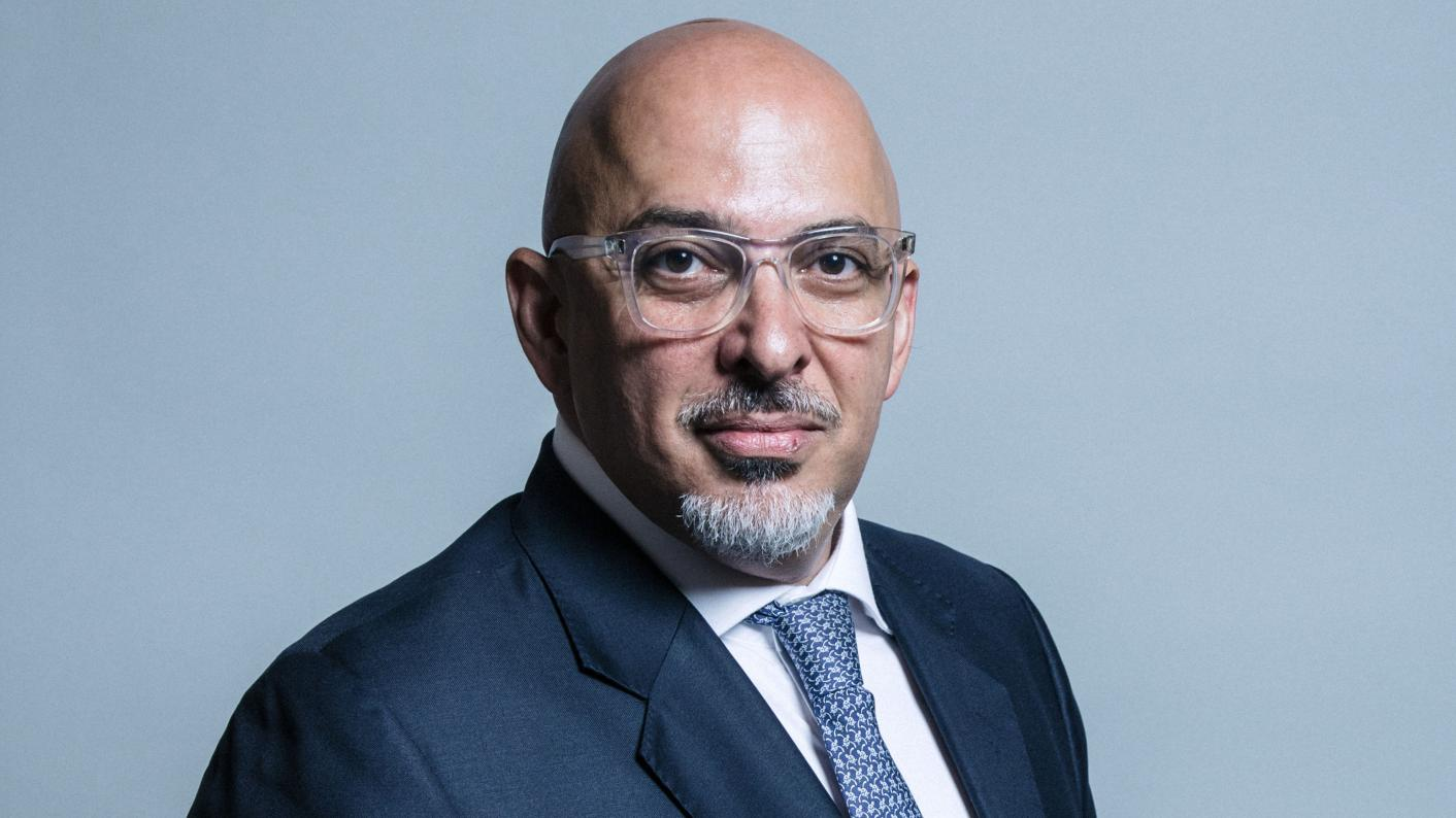 Nadhim Zahawi, exclusions, off rolling, collaboration
