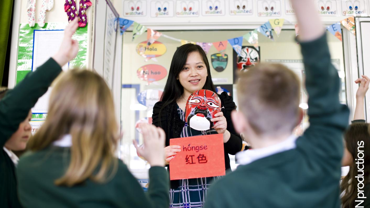 How language assistants can make a difference in your school (Sponsored)