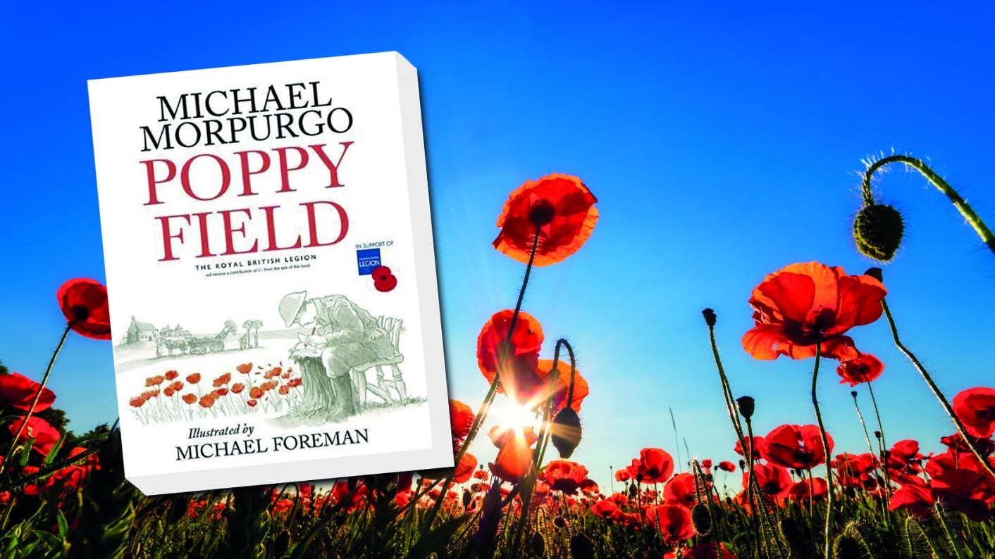 The class book review: Poppy Field