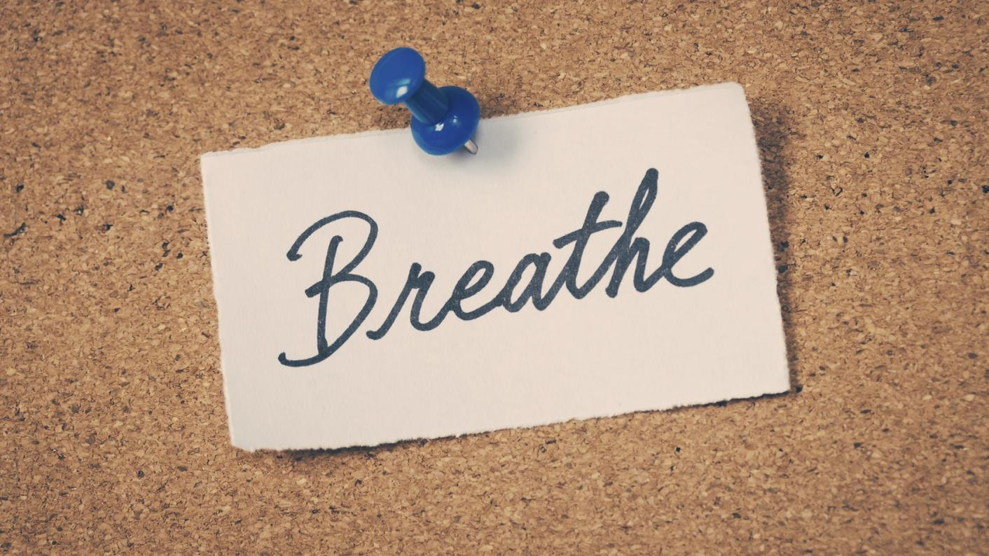 Eight self-help tips to banish teacher stress