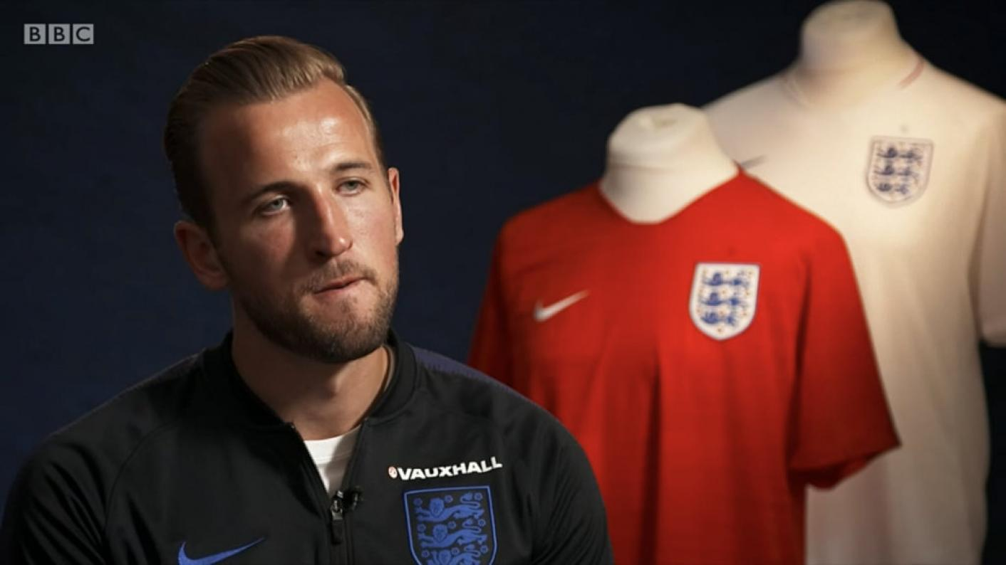 Harry Kane is a great role model to show children how to cope with disappointment, says Damian Hinds