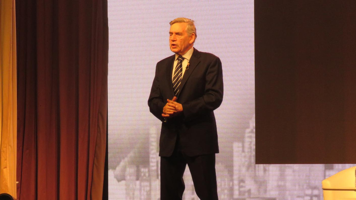 Education's crisis needs teacher status 'revolution', says Gordon Brown