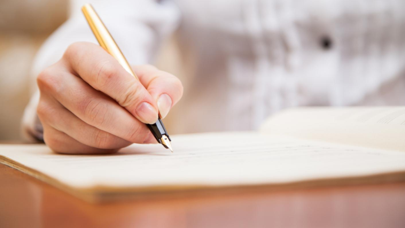 'Every child should be taught joined-up writing'