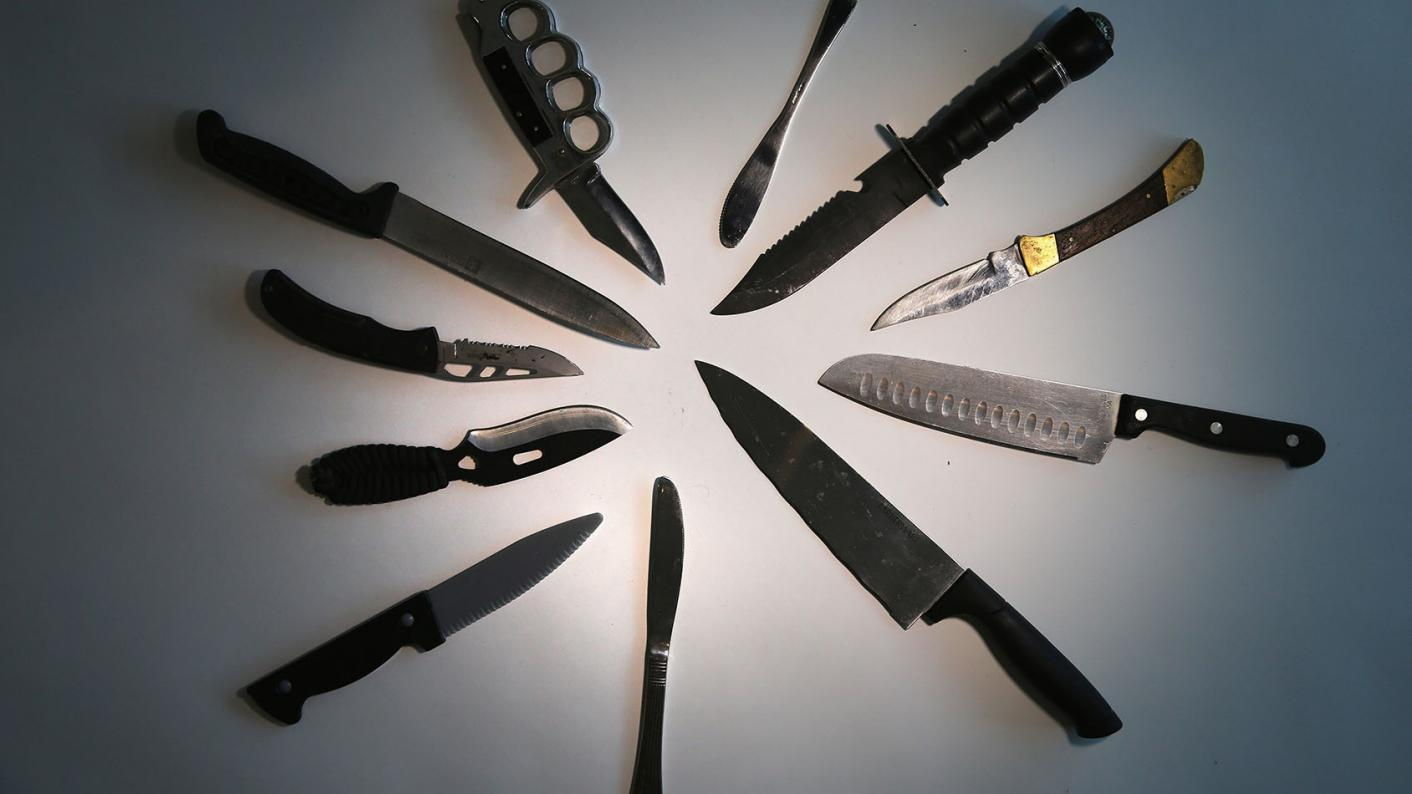 Primary teachers advised to talk to pupils about knives