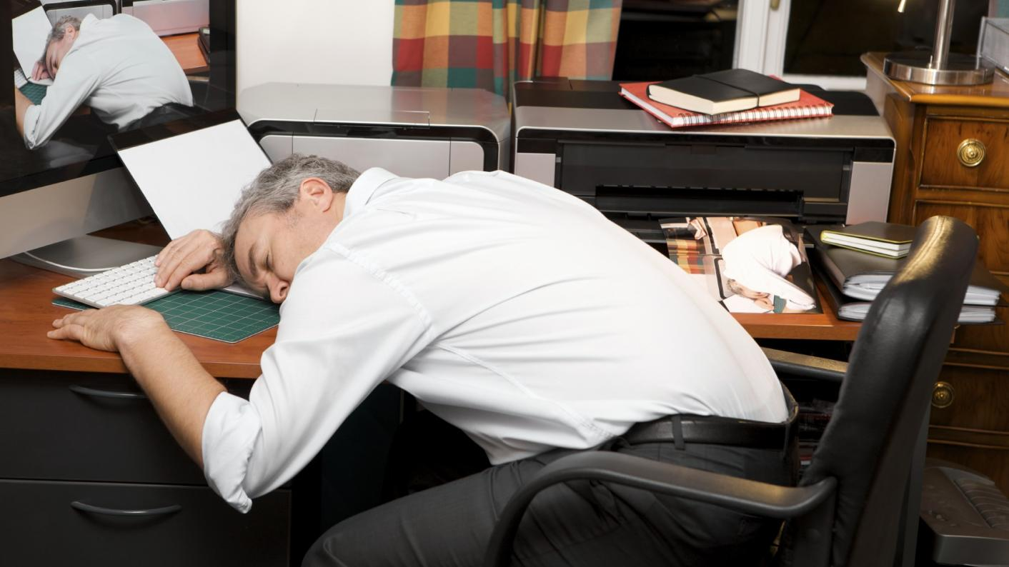 Teachers complain about being tired - but it is the same in other professions, says Sarah Simons