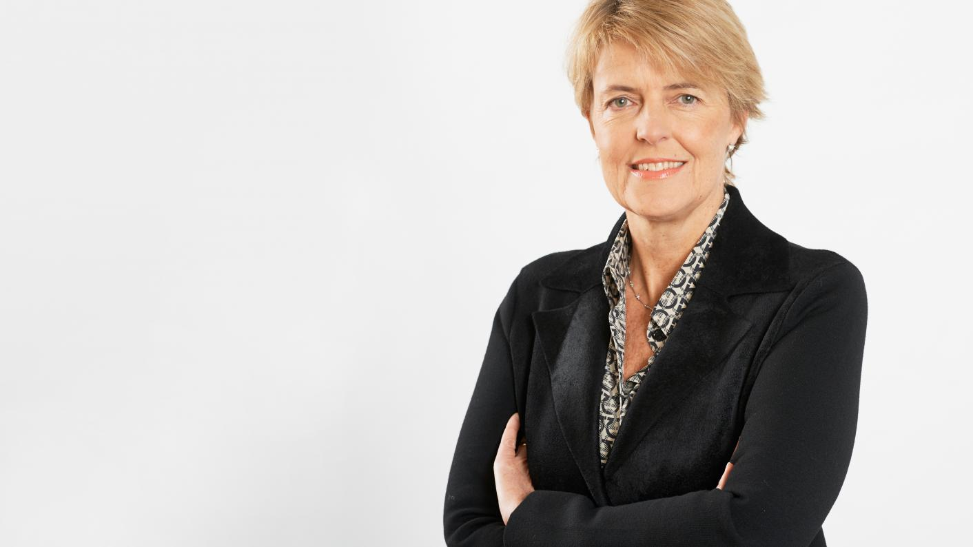 The chair of the Careers and Enterprise Company Christine Hodgson speaks to Tes