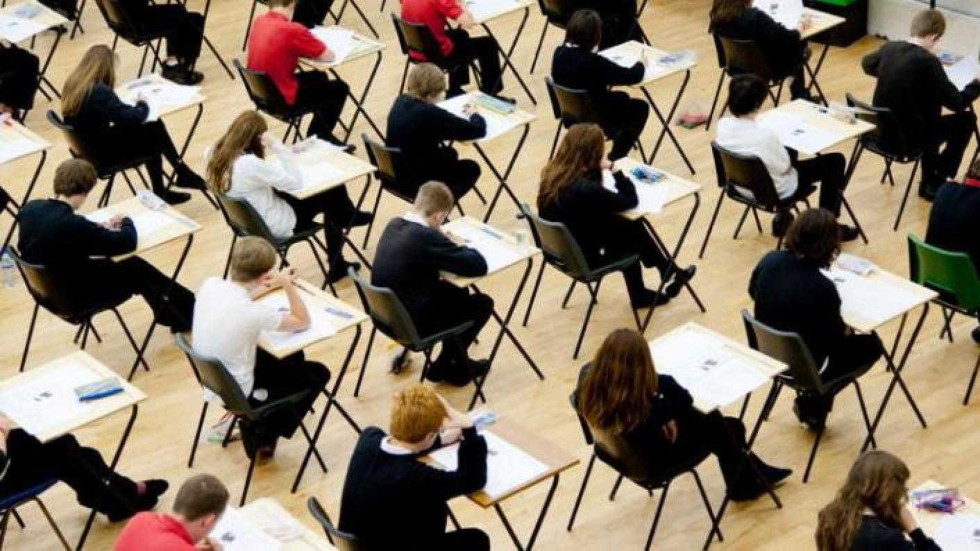 Education Datalab looked at the 'forgotten third' of GCSE pupils.