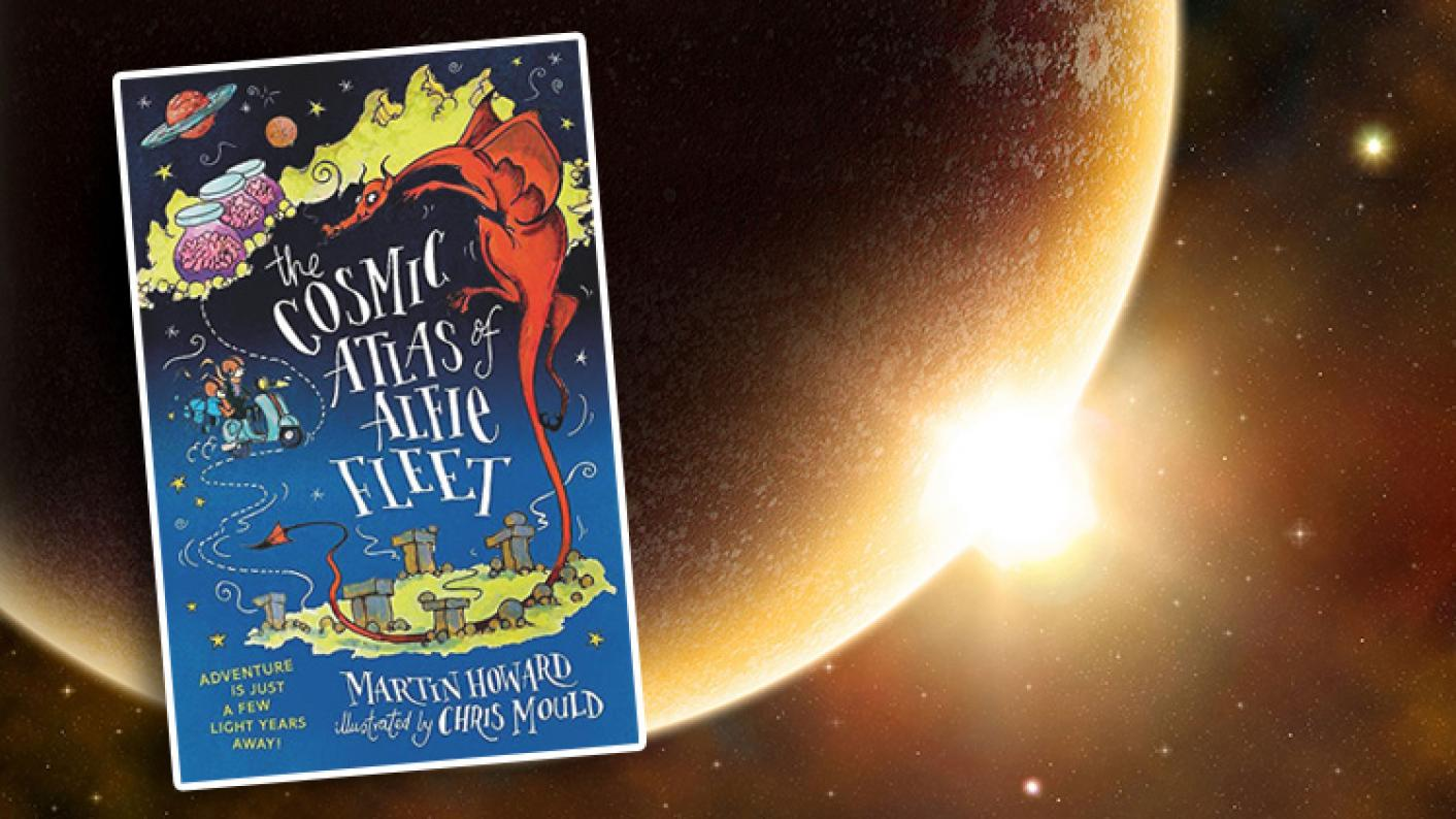 The Cosmic Atlas of Alfie Fleet, Book Review