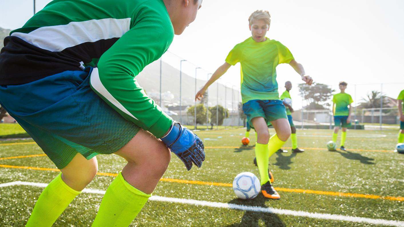 Research suggests that sport can combat depression in young people