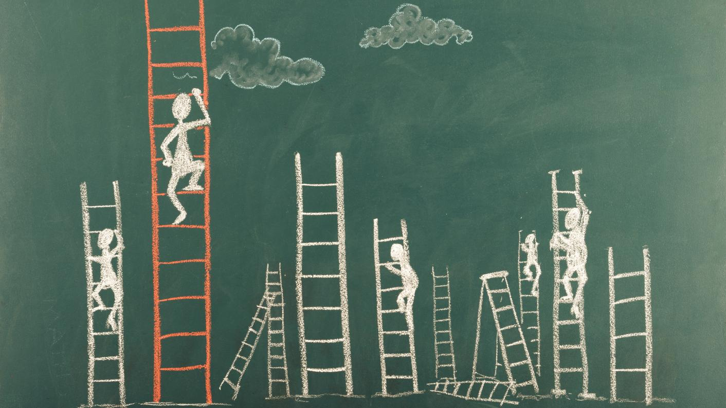 Social mobility ladders