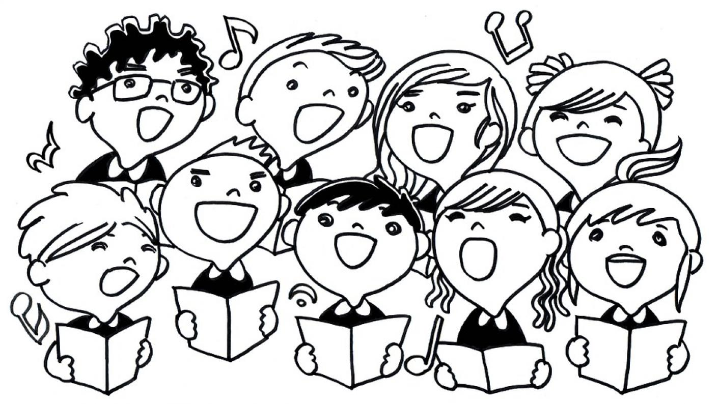 Why do we forget the power of singing in school?
