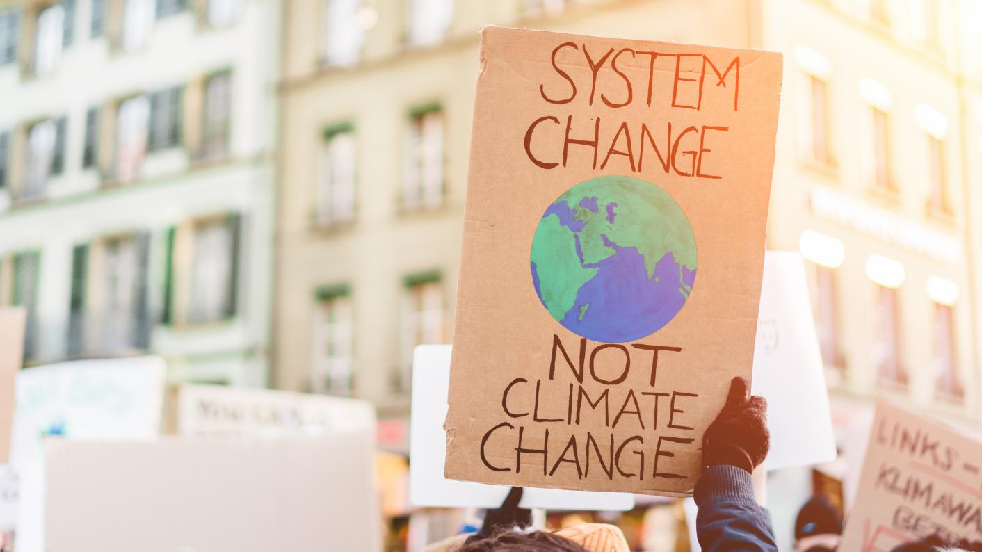 Climate change: the issue that's hardened Generation