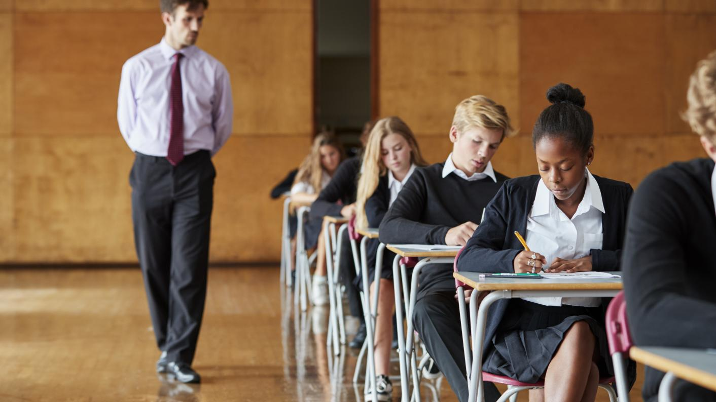 Why do we have to assess students in a way that puts their mental health at risk, asks ASCL leader Geoff Barton