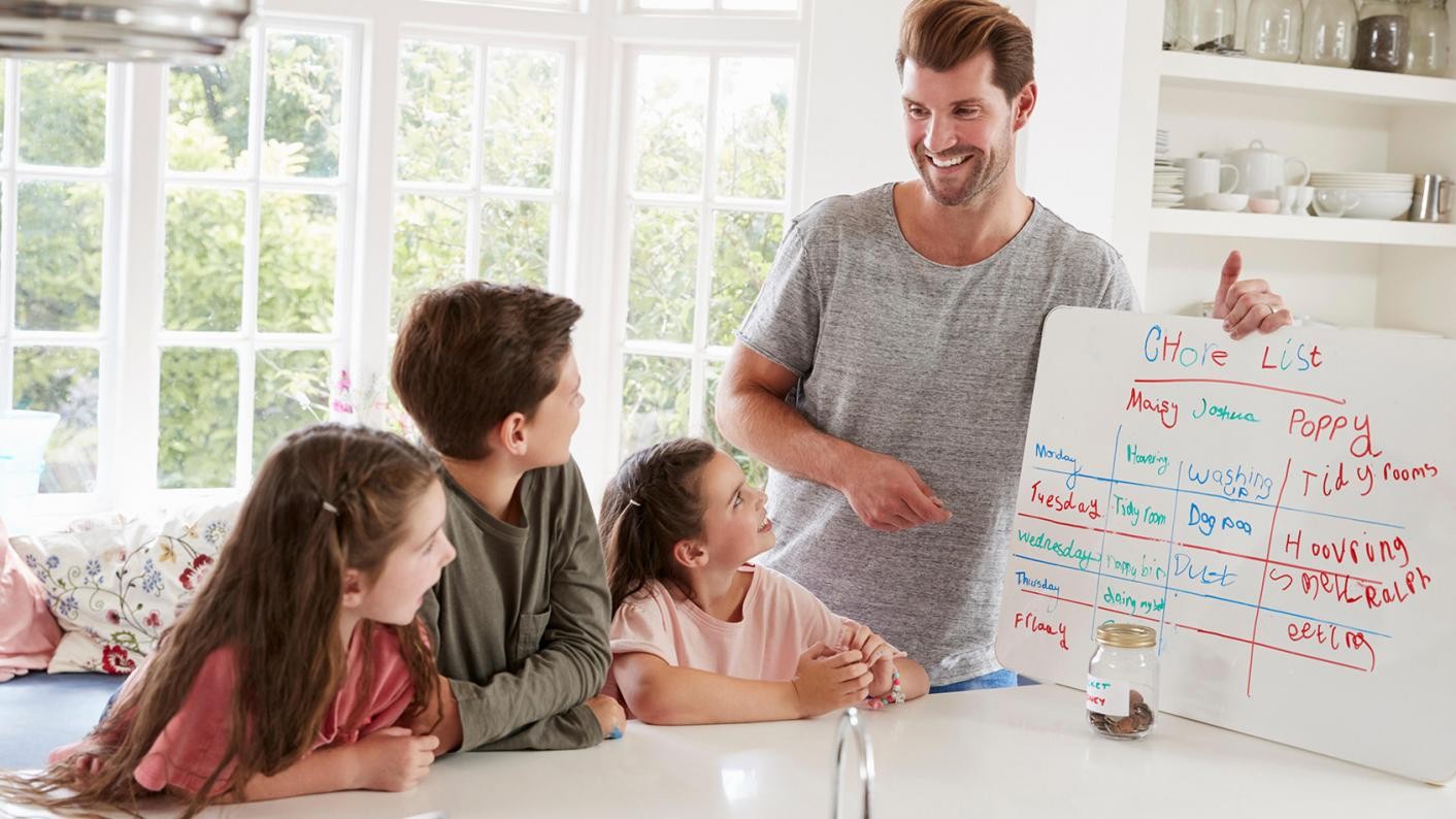 Chalk or gluesticks - your most 'teachery' possessions