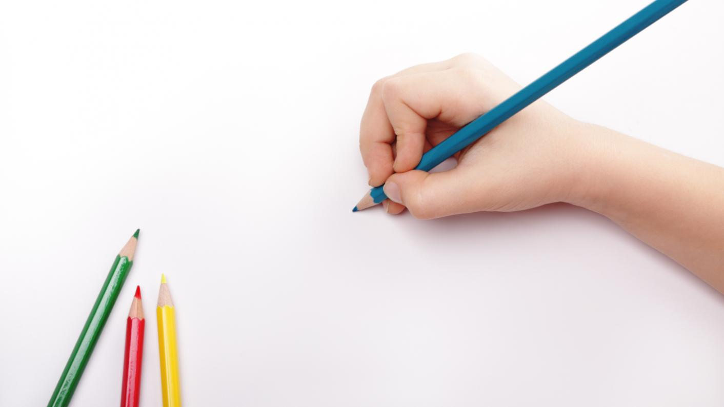Youngest pupils 'don't even know how to hold a pencil'