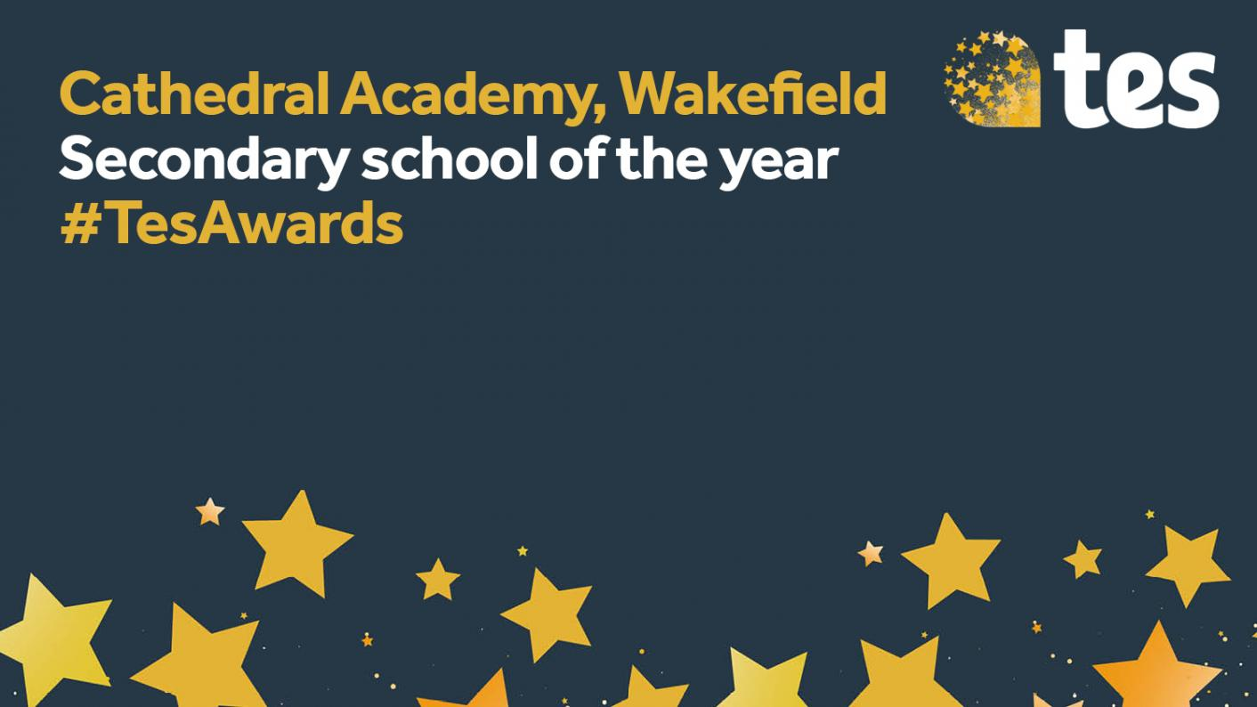 Tes awards: Secondary school of the year winner