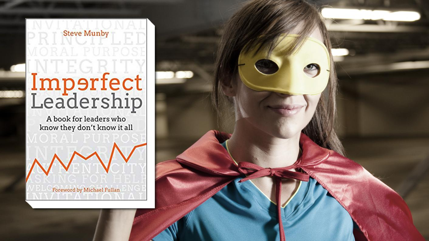 Book review: Imperfect Leadership