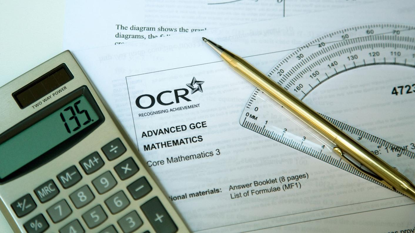 The GCSE exam board OCR was established in 1998 following the merger of UCLES and RSA