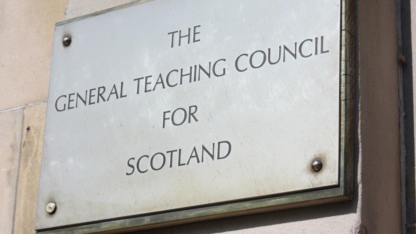Teacher struck off after boy drank and stayed overnight